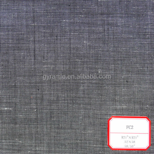 Yarn Dyed 100% Remy Fabric For Dress