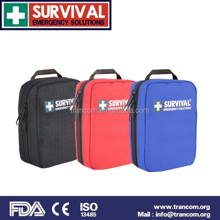 SURVIVAL First Aid Kit(with CE/FDA/TGA) TR101 Protable Kit