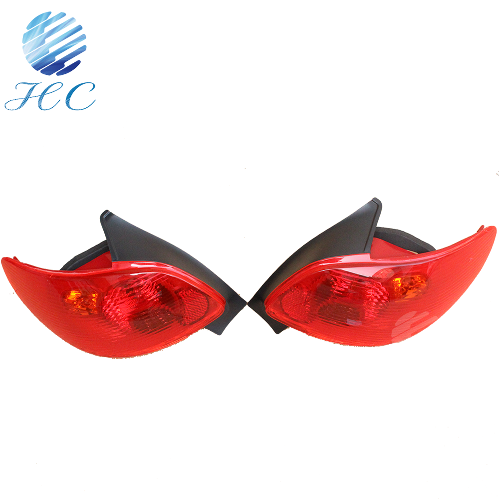 Whole sale price for peugeot 206 led car tail light