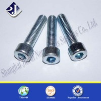 Professional Manufacture High Quality A286 Hex Socket Cap Screw