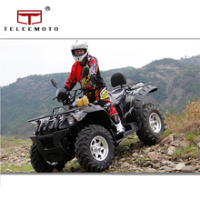 EEC 500cc 4X4 Motorcycle with Four Wheel