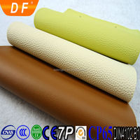 PU PVC Suede Leather Textile And
