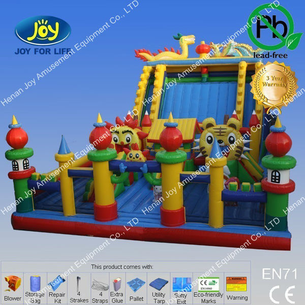 adult slide/cheap inflatable slides/spiderman slide