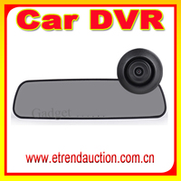 Bus Truck security car rearview mirror camera system backing camera Car DVR For Left driving