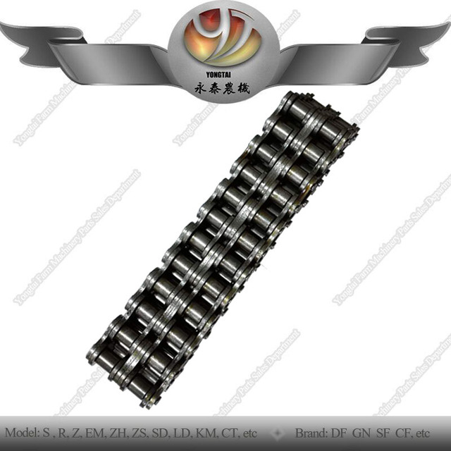 Agriculture machinery parts roller chain for walking tractors