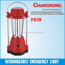 Rechargeable battery lantern solar camping light emergency led lantern