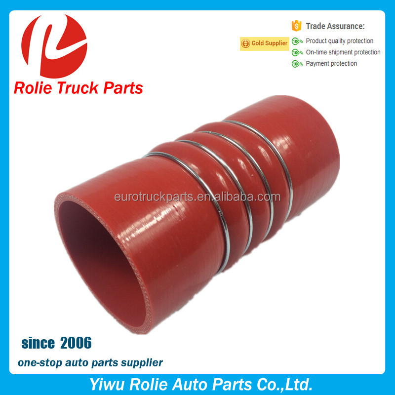 OEM 7420986427 heavy duty renault truck radiator parts truck radiator silicone hose
