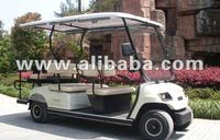 LT-A4+2 Passengers Buggy 6 seaters
