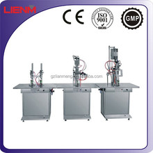 Separated Type Semi-auto Butane Gas Filling Machine