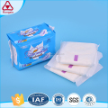 Bamboo charcoal heavy flow extra long sanitary napkin with anion