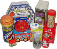 High Quality Customized Tin Cans