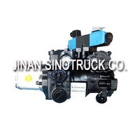 High performance construction machinery parts / hydraulic pump , used for motor grader.