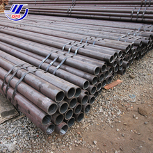 hot selling erw round black steel pipe/ steel tupe china origin