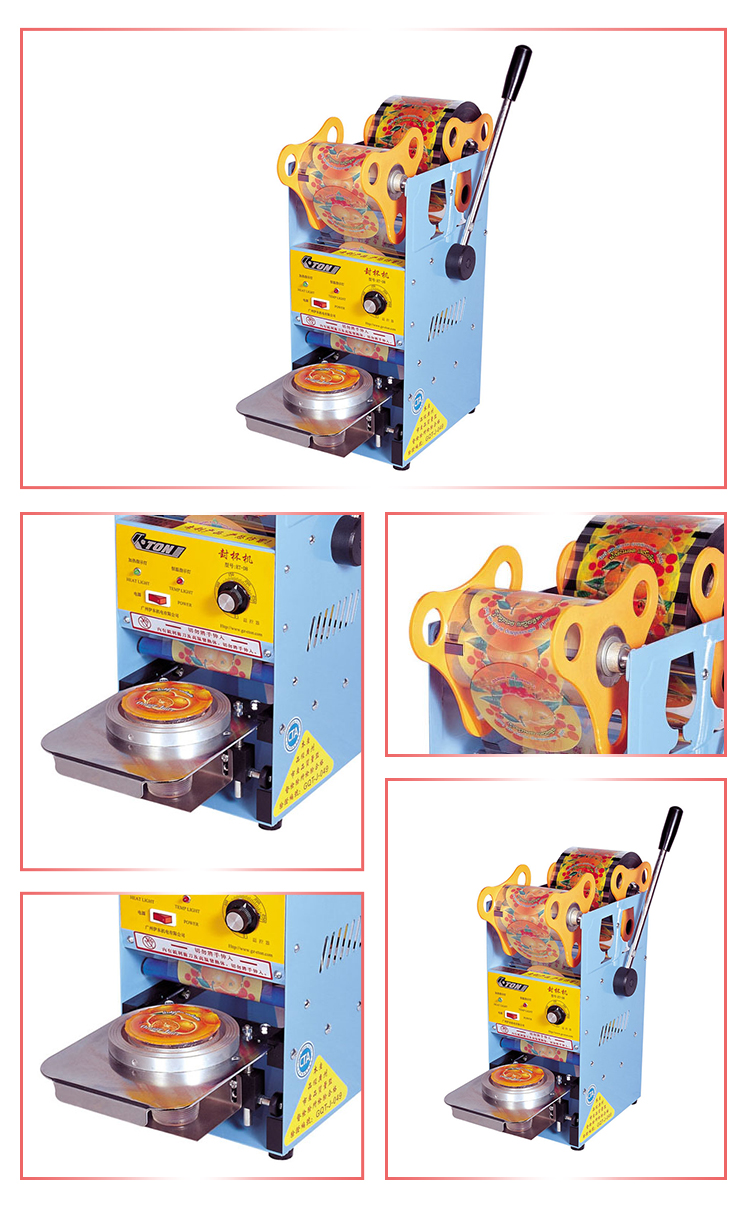 ETON MANUAL CUP SEALER HOT SELLING IN INDONESIA AND OTHER MARKETS