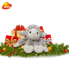 Christmas decoration kids stuffed sheep plush toy