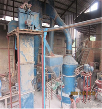 China Gypsum Powder Plant Machinery and Gypsum Grinder for Gypsum Production Line