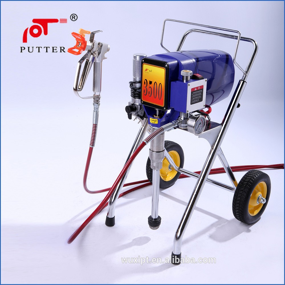 Alibaba China Supplier Electric Airless Paint Sprayer