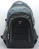 Black simple durable cheap 2011 school bag