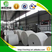 Customized size cup paper raw materials for cardboard