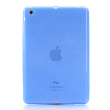 Pudding Jelly Products Colorful Waterproof TPU Case For Apple iPad Air 2 64gb Tablet