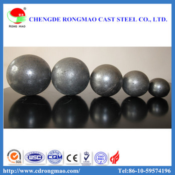 Low price high hardness grinding ball for mining