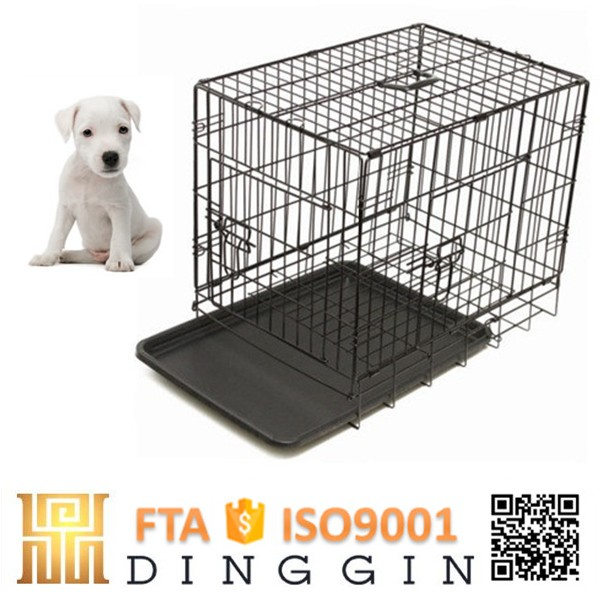 Outdoor breeding wire mesh dog kennel
