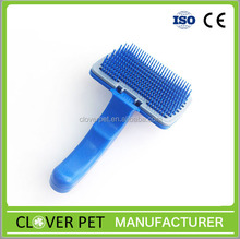 2017 Hot Selling Pet Hair Dog Removal Comb /Shedding Tools Factory supplies