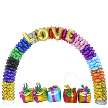Wholesale Aluminum Foil Balloon Arch Kit For Business Promotions