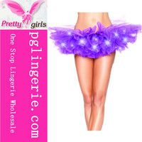 Sexy Mini Princess Party Skirt Hot Selling Adult Women Dancing Skirt New Cheap Women Tutu Skirt