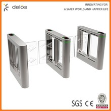 the most novel tempered glass swing barrier