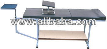 TRACTION TABLE Fixed Height Physiotherapy Equipment product