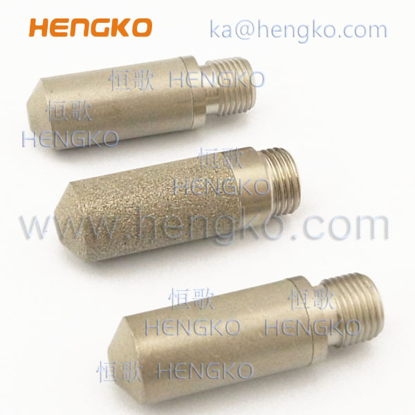 Stainless Steel Probe Filter Caps Protection Covers Constant Humidity & Temperature Chamber