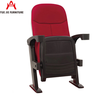 Commercial Theater Seats With Cup Holder Auditorium Cinema Chairs