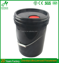 5 Litre Packing barrel manufacturer of plastic bucket with food grade
