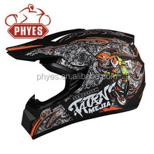 Professional Motorcycle Helmet ECE approved cross motorcycle helmet off road helmet