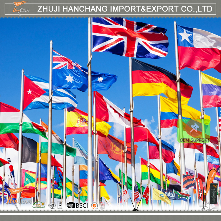 HC-1770 china import flags