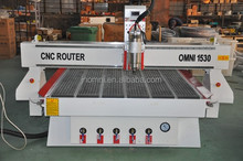 2015 OMNI machine 1530 cnc router/machines with vaccum table