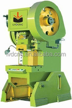 IN STOCK J23-80 number plate punching machine with good quality and low price