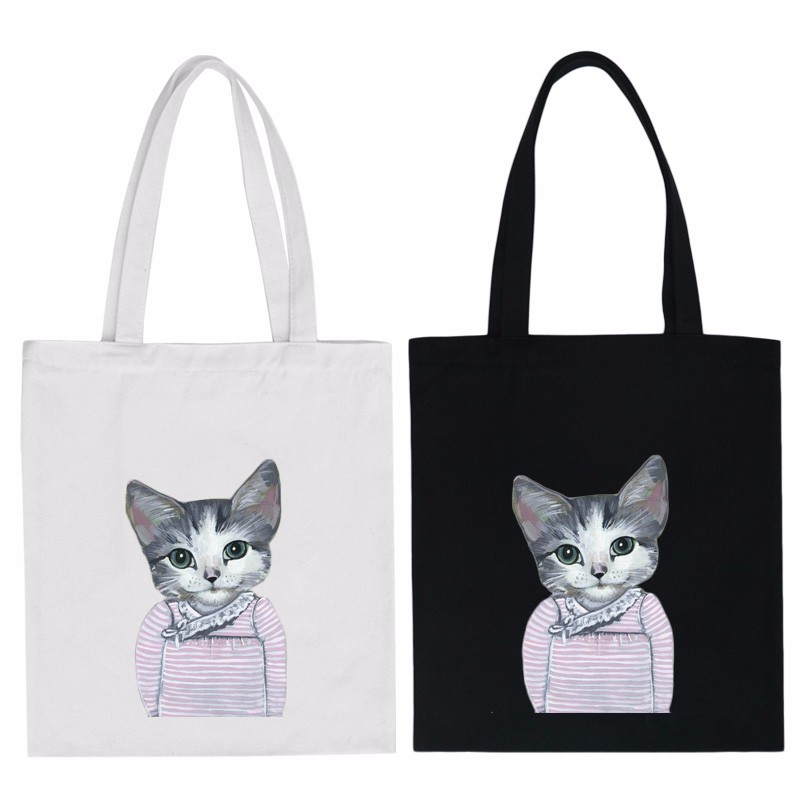 OEM china suppliers 12oz canvas cotton shopping bag custom tote bag