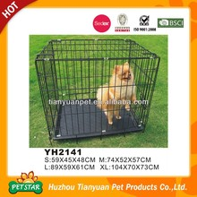 Stainless Steel Big Dog Cage