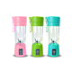 380ml six blades rechargeable usb fruit juicer