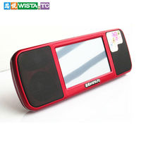 4.3 inch touch screen video speakers,MP5 player/mp3 player