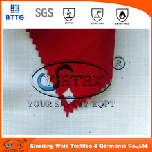 YSETEX foremaldehyde royal blue 100% Cotton antifire fabric used for protective clothing