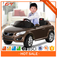 RC and Battery operated kids electric license ride on car for sale