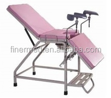 Adjustable portable gynecology examination chair