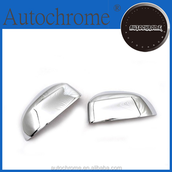 China wholesale car accessory chrome side mirror cover for BMW X5 F15 2014 Up