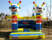 2013 New year jumping castles inflatable with free air blower