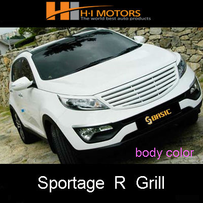 Kia Sportage R Radiator Grill Painted body color