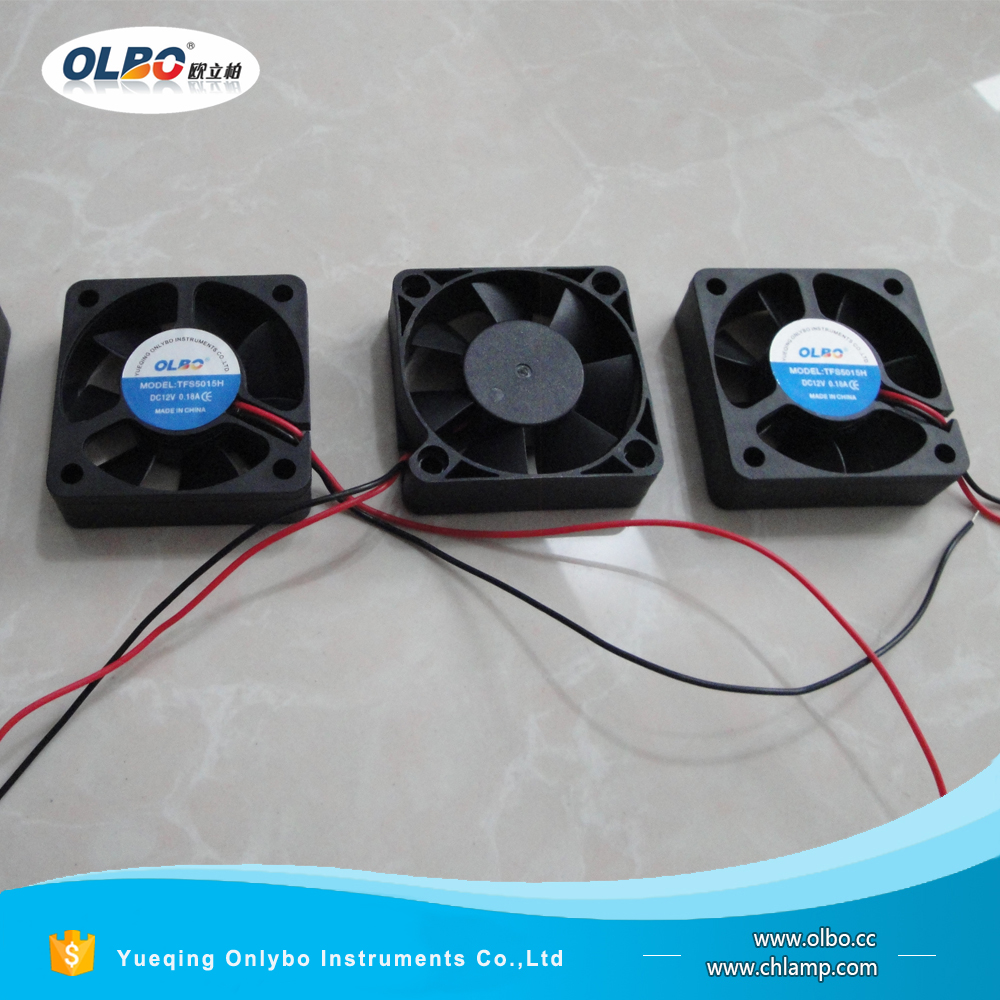 China Manufacture DC 50*50*15MM Cooler Fan DC Brushless Fan Motor For Air Conditioner