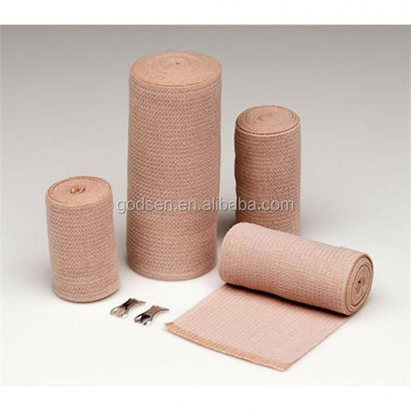 "3"" *4.5m breathable cohesive elastic bandage & easy hand tear products,waterproof bandage"